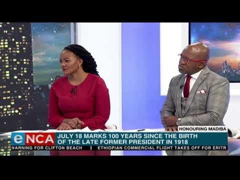 Thuli Madonsela, Tokyo Sexwale remember Madiba. Part 1