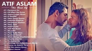 PANIYON SA - ATIF ASLAM Best Songs Collection - Atif Aslam Super Hits Songs | Indian Songs