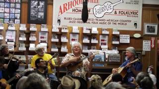 Peter Rowan sings Free Mexican Airforce at Arhoolie Party