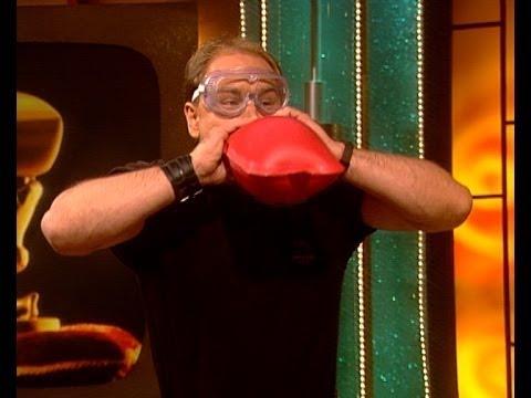 Wärmflasche platzen lassen - TV total classic