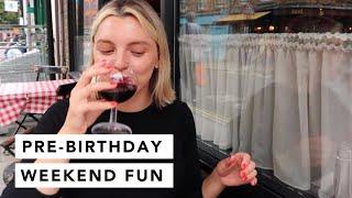 PRE- BIRTHDAY WEEKEND! | Estée Lalonde