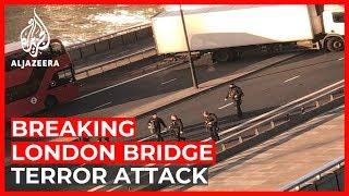 Injuries after gunshots, stabbings near London Bridge area