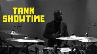 Tank - Showtime (Drum Cover)
