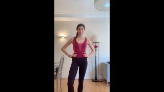 Ballet Barre Class With Yasmine Naghdi