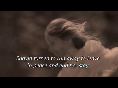 Blondie -  Shayla (On Screen Lyrics)