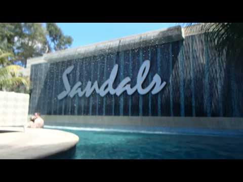 Sandals Barbados Swim Up Room Club Level Part 2
