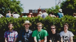The Spinto Band: The Living Things   Live Session