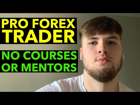 How I Taught Myself to Trade Forex at 18 Years Old (No course or mentor)