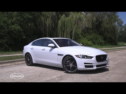 2017 Jaguar XE Review