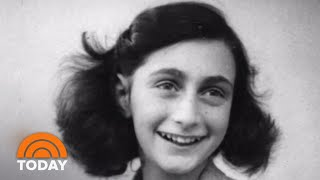 Search To Find Person Who Betrayed Anne Frank Goes High-Tech | TODAY