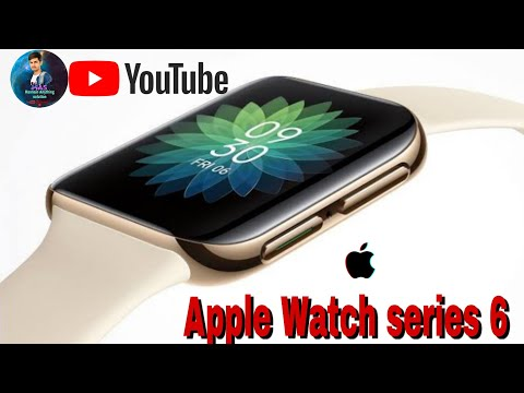 apple Watch series 6 2020 leaks first look 🔥🔥🔥