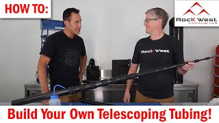 Make Your Own Telescoping Tubing Using INFINITube Compression Rings