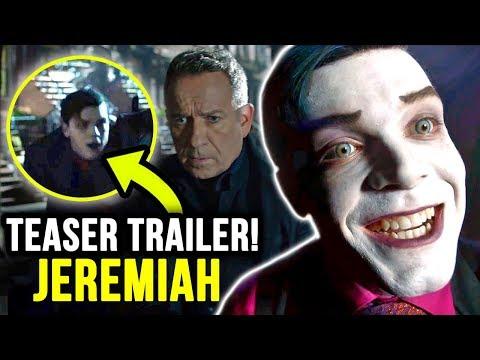 Jeremiah's BIG DAY Teaser Trailer! - Gotham Season 5