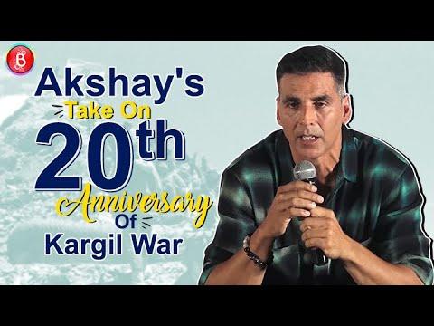 Akshay Kumar's Patriotic Take On Kargil War Completing 20 Years