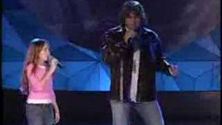 Billy Ray Cyrus and Miley Cyrus-Holding On To A Dream