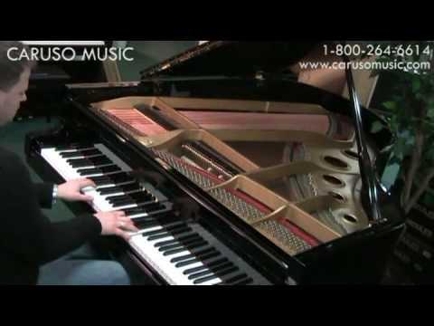 Yamaha c3 studio grand piano polished ebony muziker uk for Yamaha c3 piano dimensions