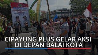 Minta Wali Kota Medan Tidak Korupsi, Cipayung Plus Gelar Aksi di Depan Balai Kota