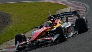 Super_Formula - Suzuka2013 Qualifying Highlights