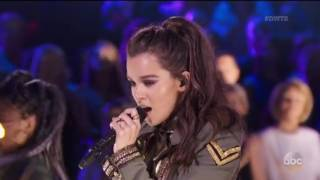 """(HD) Hailee Steinfeld's """"Most Girls"""" On The Dancing With The Stars' Season 24 Finale"""