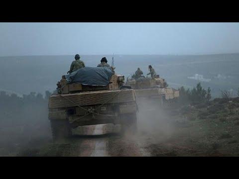 Συρία: Σκληρές μάχες μεταξύ Αμερικανών και Ρώσων