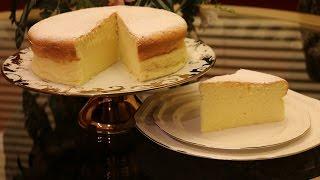 Японский хлопковый чизкейк. Невероятно вкусно! Лёгкий и воздушный /Japanese cotton cheesecake