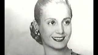 Eva Perón: Intimate Portrait - Evita Argentina Documentary in ENGLISH