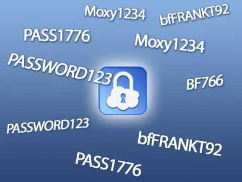 Video of Passwords Plus - Free Vault