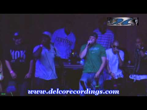 DelCo at Flip concert- Numbers