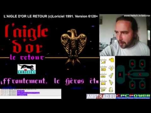 L'Aigle D'or Le Retour #1