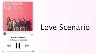 ikon - love scenario (사랑을 했다) english cover with jinho bae