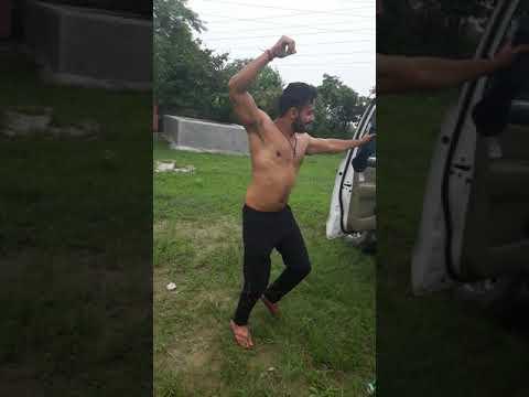 Gujjar boy dance