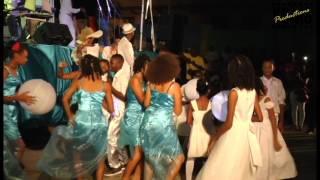 Cultural presentation at Petite Martinique Whitsuntide 2017
