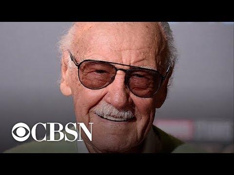 Marvel legend Stan Lee dies at 95