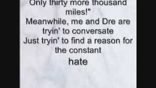 Canibitch- Eminem (w/ lyrics) * Canibus DISS*