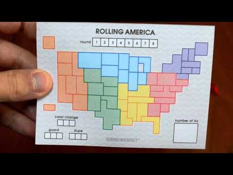 DGA Reviews: Rolling America (Ep. 228)