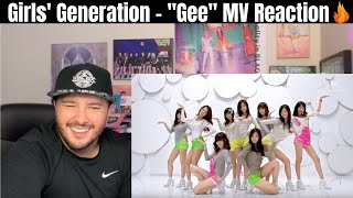 "Throwback Thursday - Girls' Generation ""Gee"" MV Reaction!"