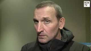 Кристофер Экклстон, Christopher Eccleston Interview Doctor Who 50th Anniversary