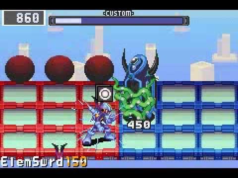 Megaman Battle Network 3 White Version U Mode7 Rom Gba Roms Emuparadise