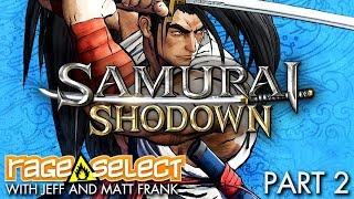 Samurai Shodown - The Dojo (Let's Play) - Part 2