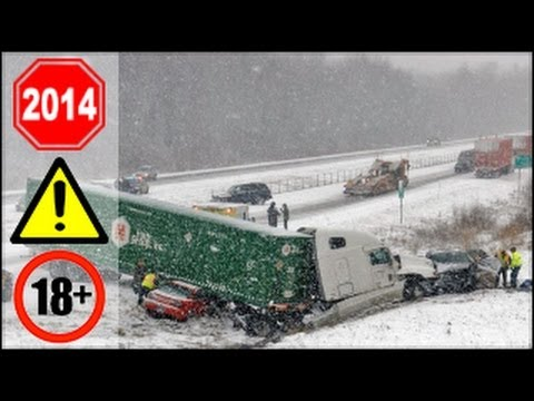 CRAZY Truck Crashes, Truck Accidents Compilation - Part 2 Mp3