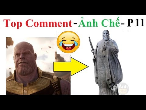 Top Comment 😂 Ảnh Chế (P 11) Thanos, Avengers Endgame, Funny Pictures, Funniest Photoshop Fail