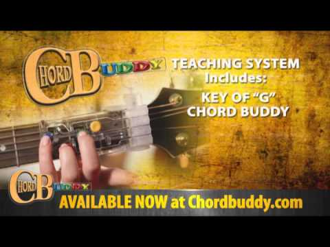 Chord Buddy (Chord Buddy, the Revolutionizing, New Learning System for the Guitar!)