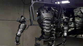 Batcave 'Batman v Superman' Behind The Scenes [+Subtitles]