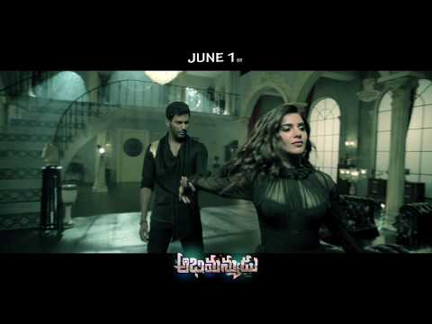 Abhimanyudu Movie Latest Promo 5