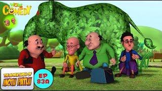 Animal Park   Motu Patlu In Hindi   3D Animated Cartoon Series For Kids   As On Nick