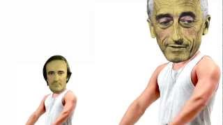 LA CUMBIA DE FÉLIX Y JACQUES - Los Ganglios