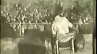 Hound Dog Taylor - 15 minute LIVE Ann Arbor 1973 Video