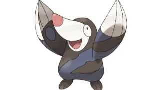 Drilbur  - (Pokémon) - Pokemon Cries - Drilbur   Excadrill