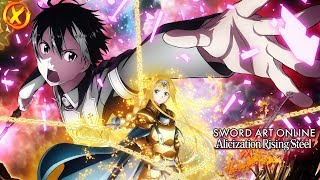 Мастер Меча Онлайн ⚔ Sword Art Online: Alicization Rising Steel (ОПЛАЧЕНО)