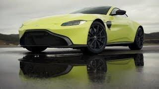 Globe Drive: Long-awaited New Aston Martin Vantage Worth The Wait